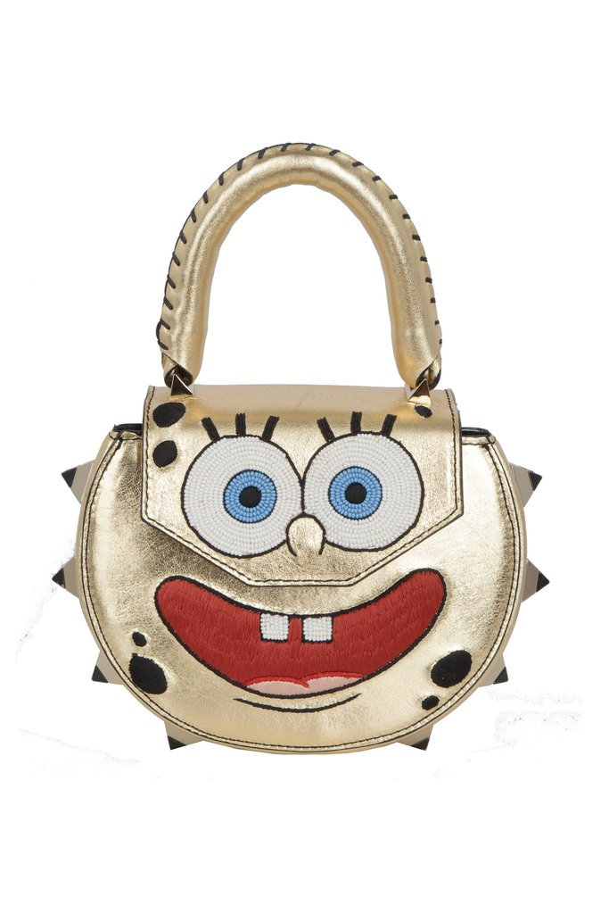 "These ""Spongebob Squarepants"" handbags will take you back to your Gushers-eating Nickelodeon days"