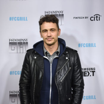 James Franco has finally opened up about his past substance abuse issues