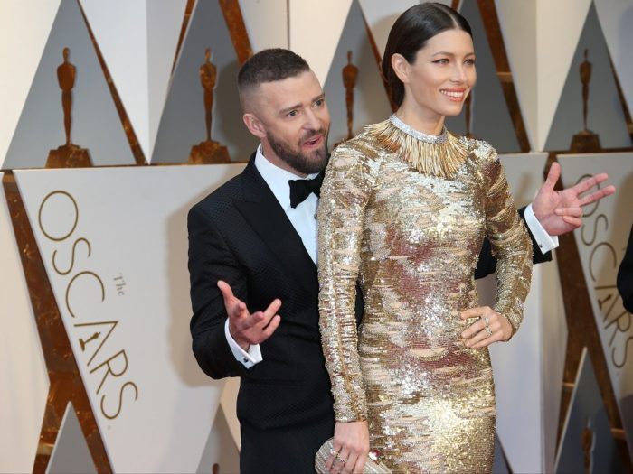 Justin Timberlake Wrote The Sweetest Thing On Instagram To Support Jessica Biel