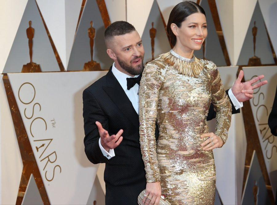 Justin Timberlake is adorably fanboying out over Jessica Biel's new show