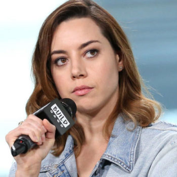 """Aubrey Plaza has feelings about fans on the street who expect her to be """"weird"""""""