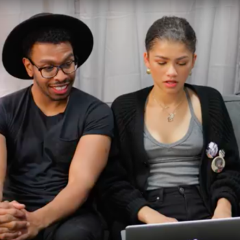 Zendaya's reaction to her old YouTube videos is savage AF