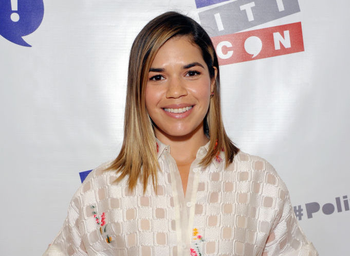 America Ferrera wore the best garden dress we've seen so far this summer
