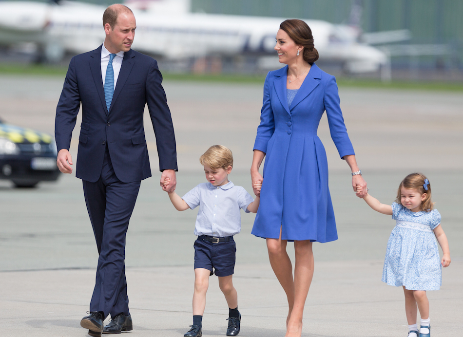 The Royal Family always has to pack an extra outfit for a super sad reason