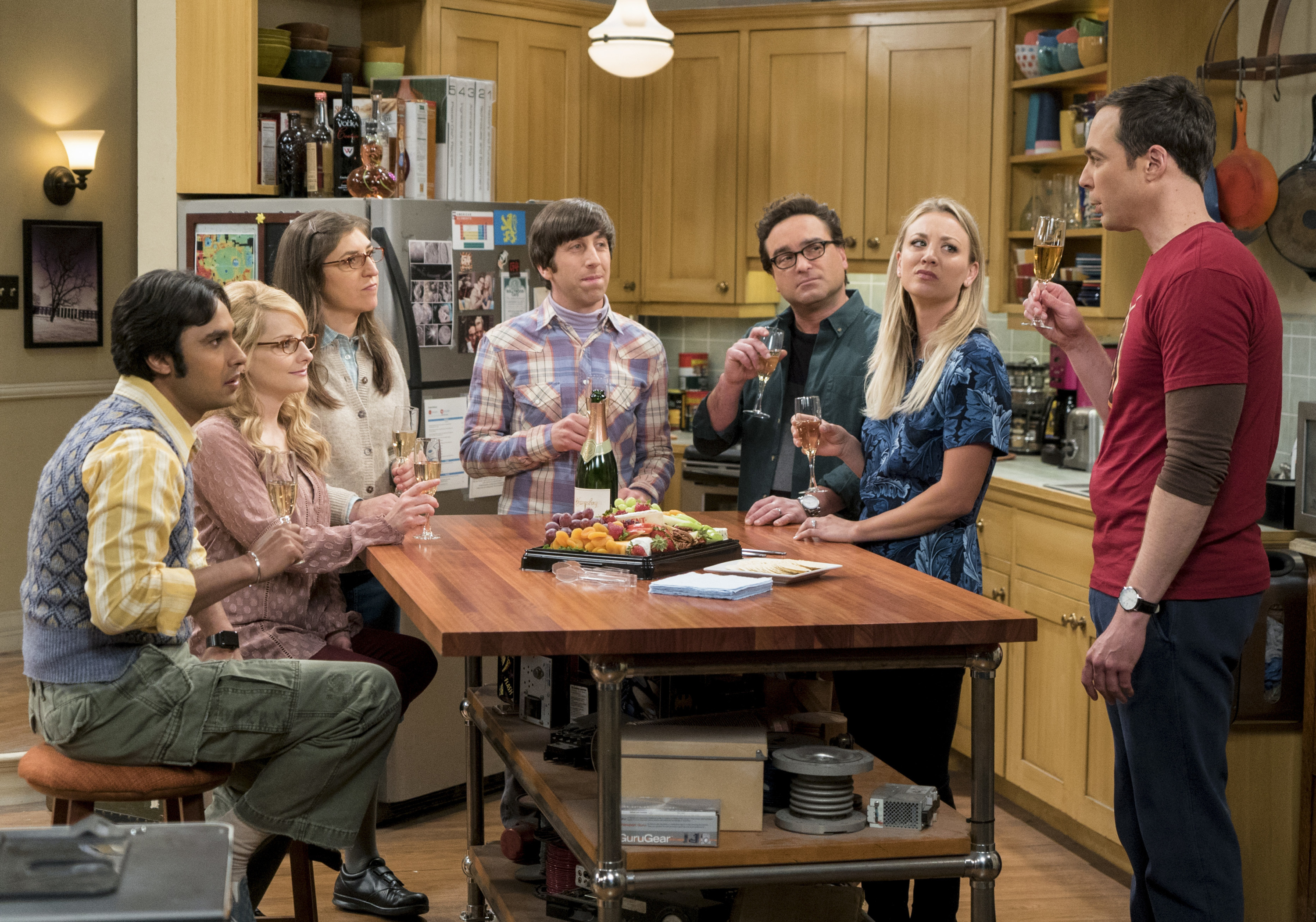 "Oh no, Season 12 of ""The Big Bang Theory"" might be its last"