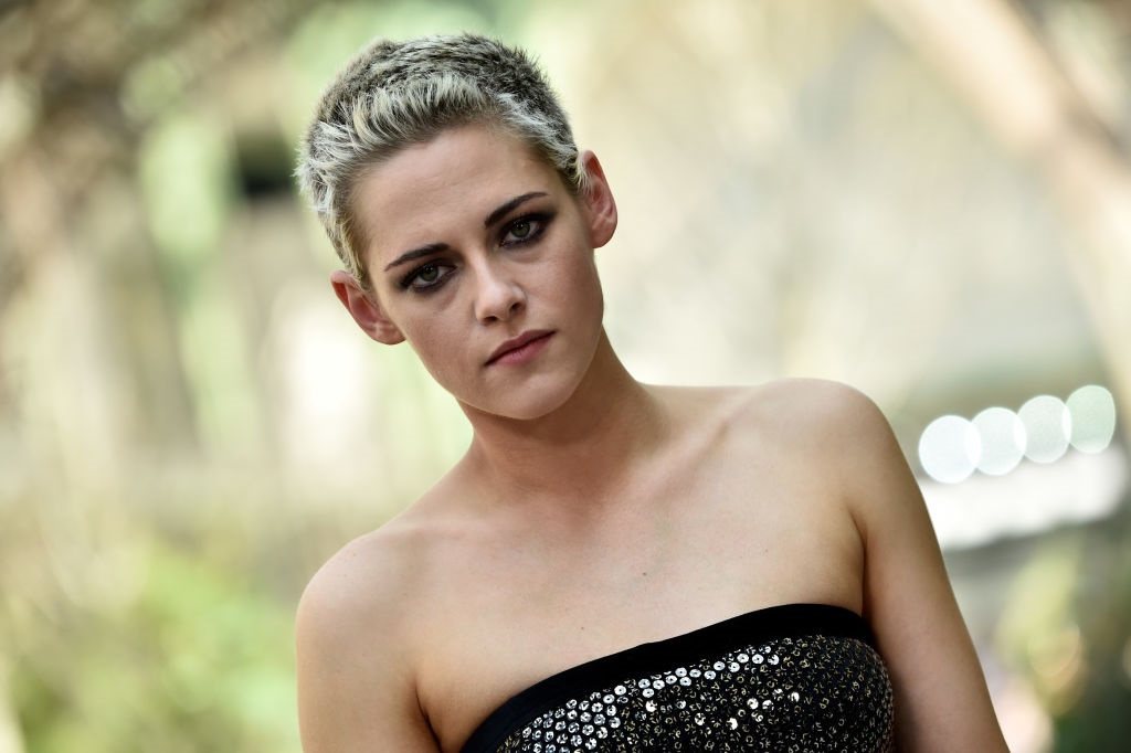 Kristen Stewart said she's never faked being in love with any of her exes