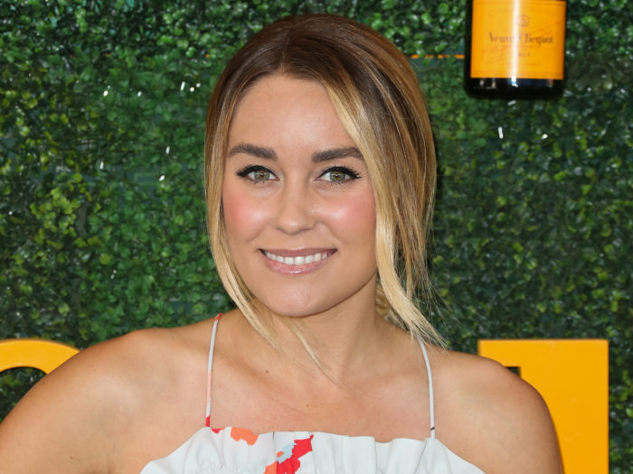Lauren Conrad Shares First Pics Of Her Newborn Baby Boy