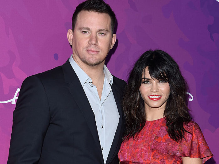 Channing Tatum Pranked Jenna During His Proposal, and Yes She Cried