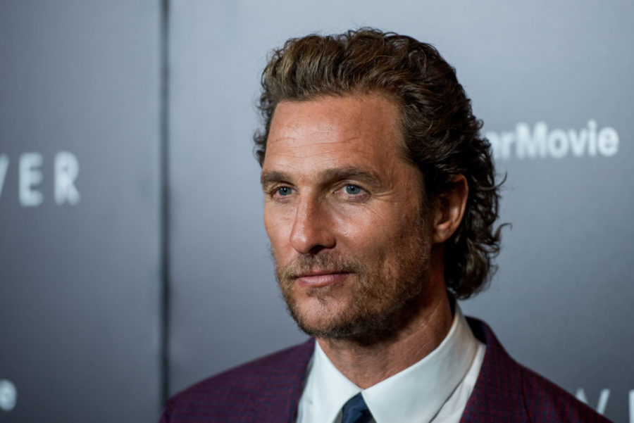 Matthew McConaughey has some thoughts on who should be the next Sexiest Man Alive, and we're so here for it
