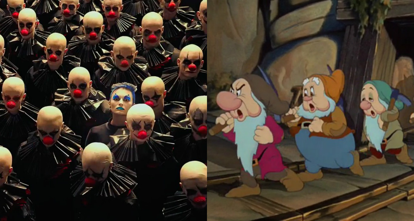 """""""American Horror Story"""" just made a """"Snow White"""" reference in its latest teaser, and we have questions"""