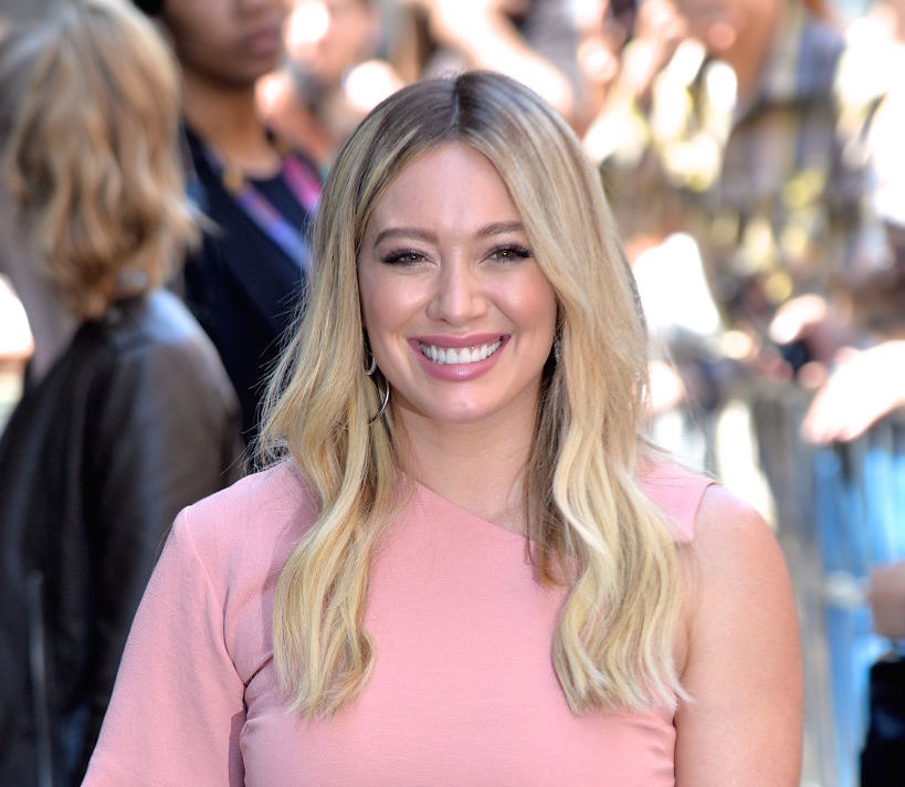 Hilary Duff's yellow bikini will make you want to buy just one more swimsuit for summer