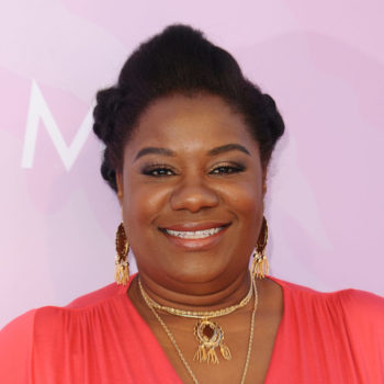 OITNB star Adrienne C. Moore speaking about the impact of black representation on TV will seriously inspire you today
