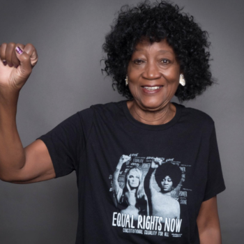 "Here's where you can buy the ""Equal Rights Now"" tee you've seen almost every celebrity wearing"