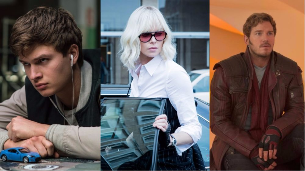 """Atomic Blonde"" is further proof that it's been a great summer for action films driven by retro music"