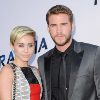 Miley Cyrus hinted that her parents may have helped her and Liam Hemsworth get back together