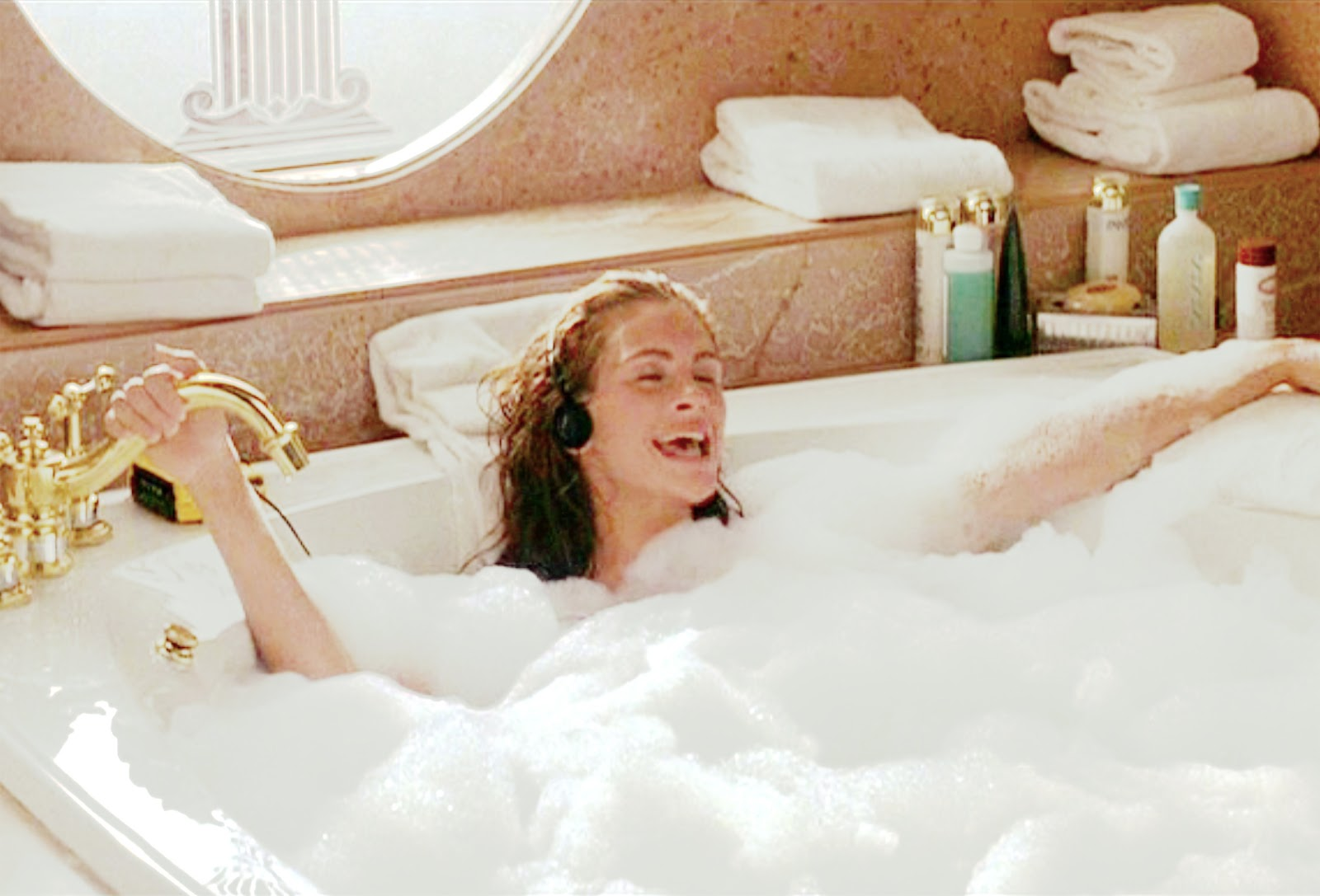 7 reasons taking a bath is way superior to a shower