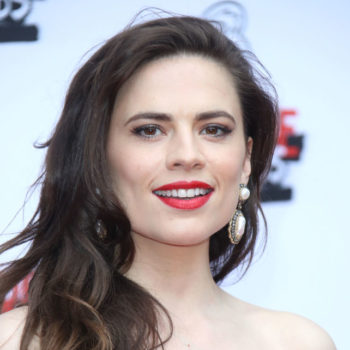 """Hayley Atwell is joining Disney's """"Christopher Robin,"""" and this is a match made in the Hundred Acre Wood"""