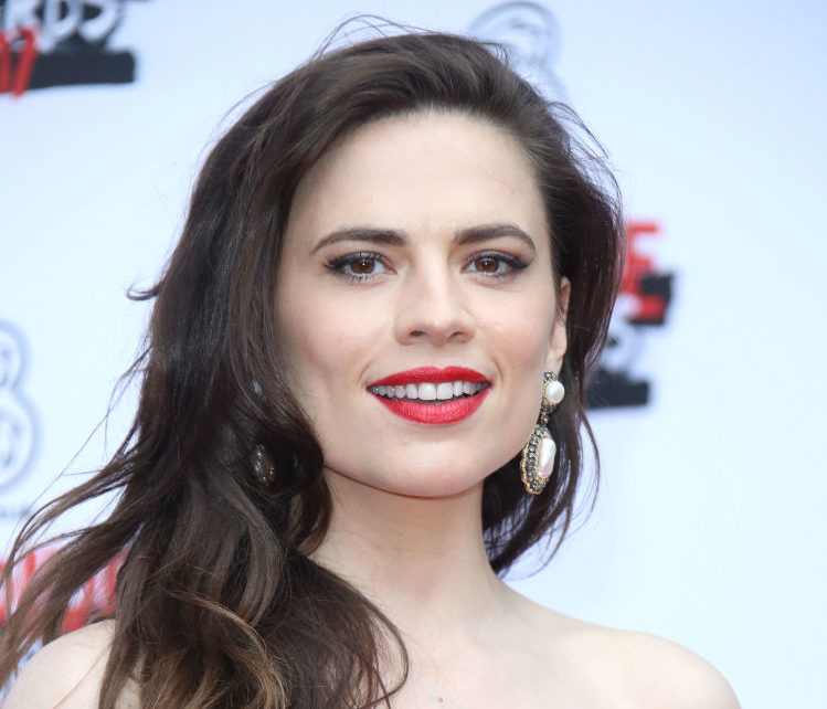 "Hayley Atwell is joining Disney's ""Christopher Robin,"" and this is a match made in the Hundred Acre Wood"