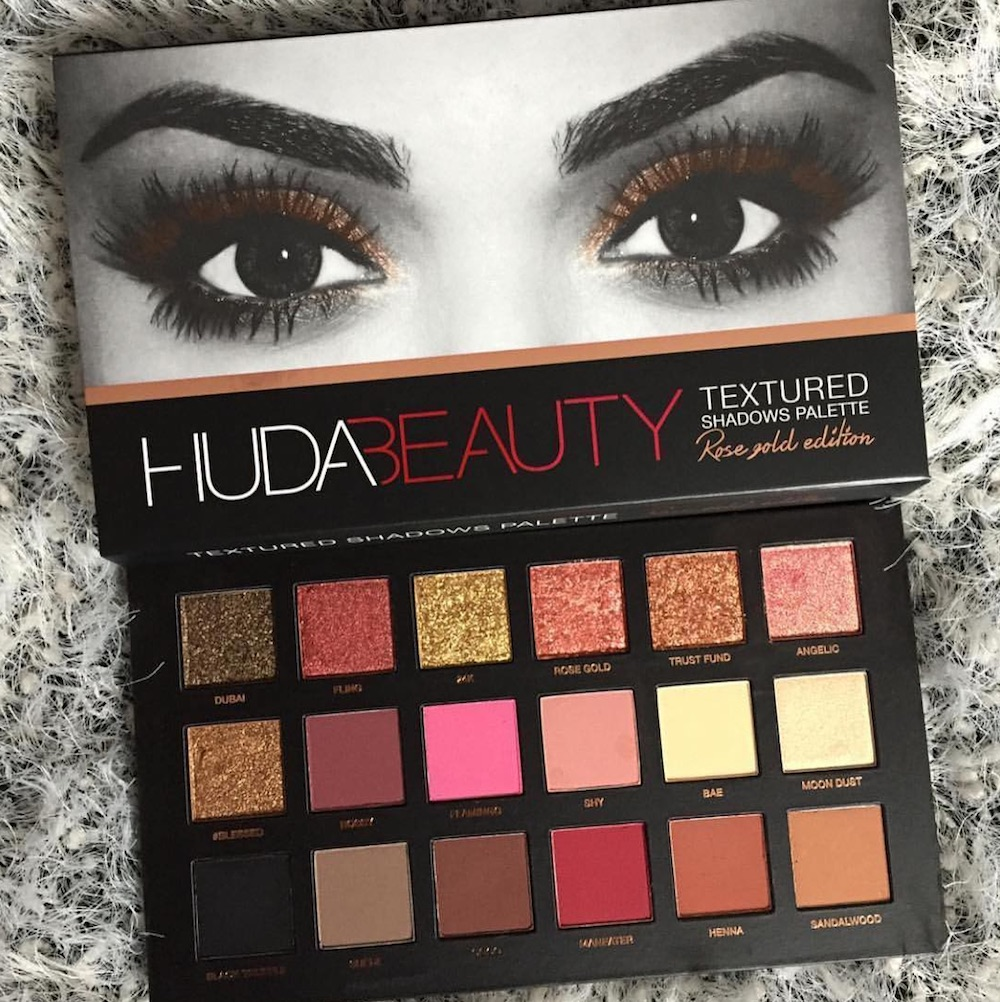 Huda Beauty is coming out with a new eyeshadow palette, and the evidence was always there