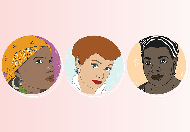 In honor of Women's Equality Day, here are 6 women we admire (and why)