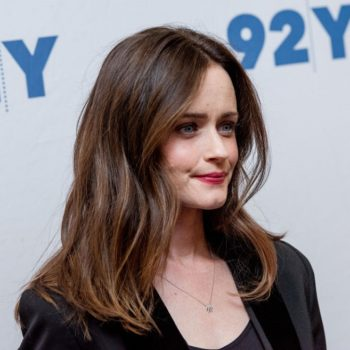 """Alexis Bledel revealed why she was scared while filming """"The Handmaid's Tale"""""""