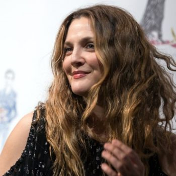 "Drew Barrymore's daughter Olive got her hair ""dyed"" with her mom"