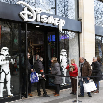 Disney Stores are looking to hire work-from-home employees, and where do we apply?
