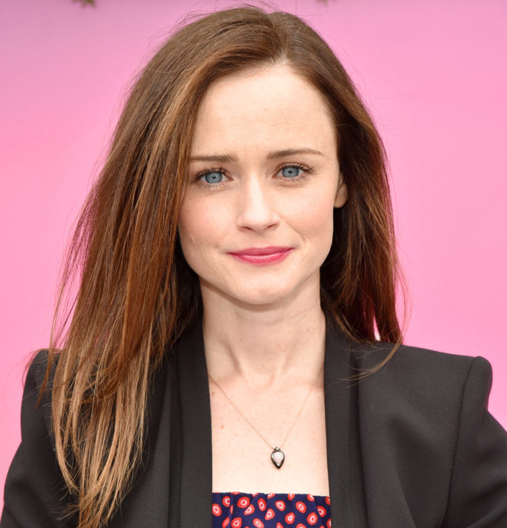 "Alexis Bledel admitted that her ""Gilmore Girls"" audition was very...unusual"