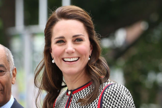 This might be the best color we've ever seen Kate Middleton wear