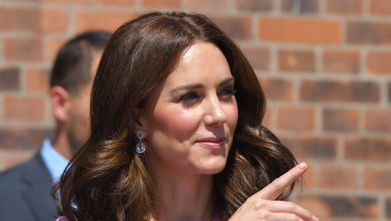 Kate Middleton's hairstyle is a look you'll want to print out for your next blowout appointment