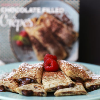 Trader Joe's chocolate filled crêpes are here to make your Parisian dreams come true