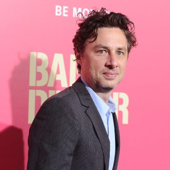 """Zach Braff is so ready to play this political character on """"Saturday Night Live"""""""