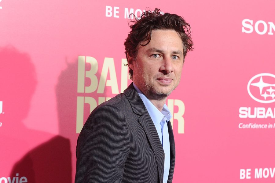 "Zach Braff is so ready to play this political character on ""Saturday Night Live"""