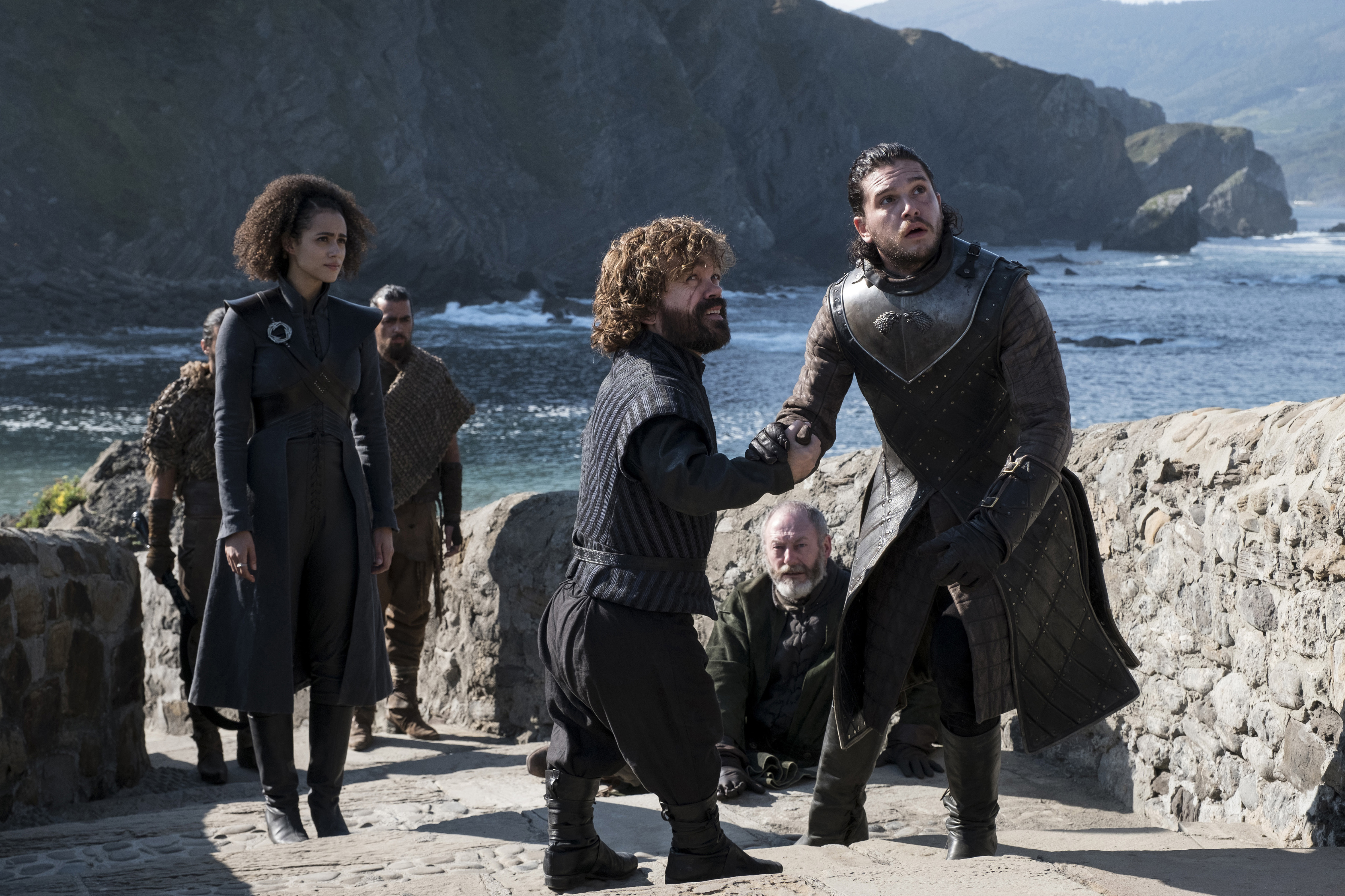 "For some reason, this week's ""Game of Thrones"" will be the shortest episode of the series ever"
