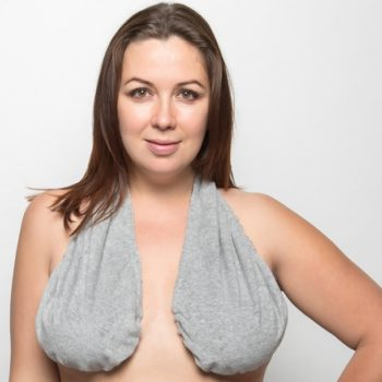 "This ""Ta-Ta Towel"" for your boobs has lit the internet on fire"