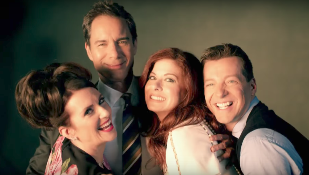 "The ""Will & Grace"" revival hasn't even aired yet, but it's already been renewed"