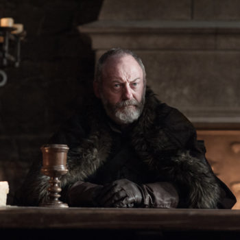 "Hold on a sec, maybe Ser Davos is the Prince That Was Promised on ""Game of Thrones"""