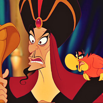 """Disney has finally cast Jafar in the live-action """"Aladdin,"""" no word yet on Iago"""