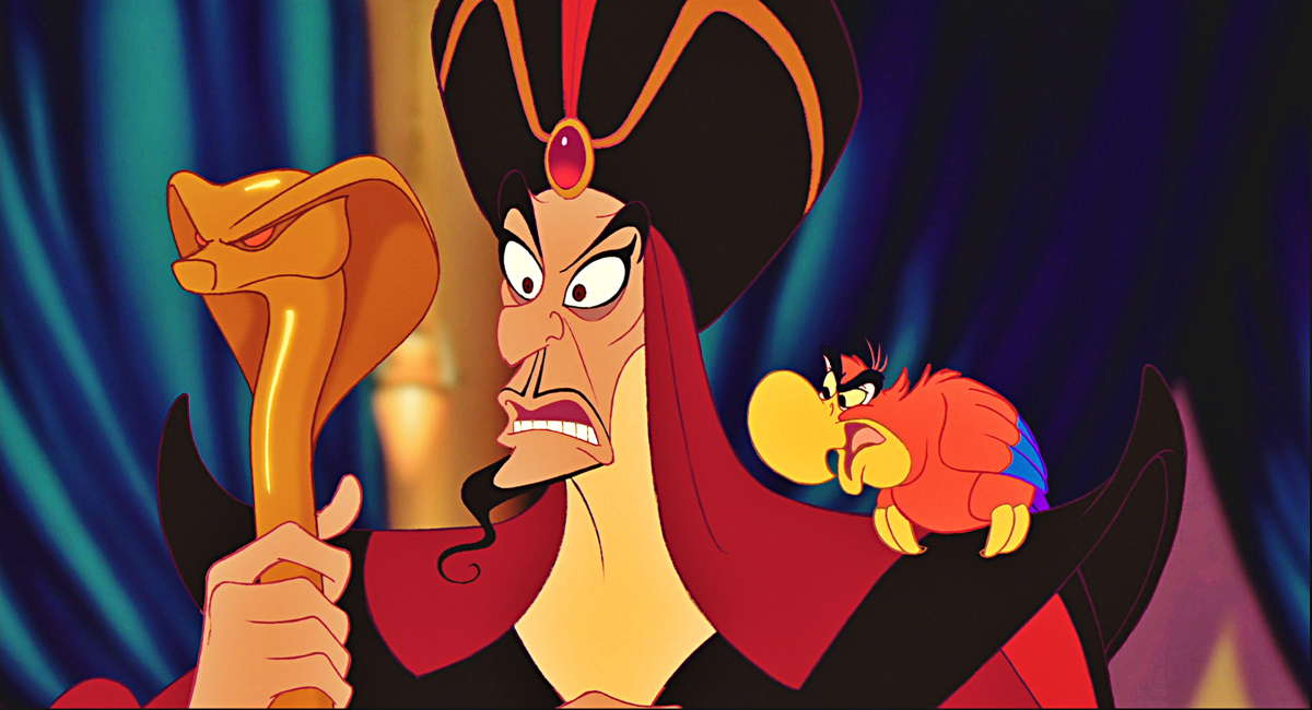 "Disney has finally cast Jafar in the live-action ""Aladdin,"" no word yet on Iago"