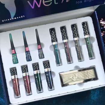 Wet n Wild is launching a jewel-toned Midnight Mermaid collection
