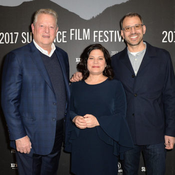"""An Inconvenient Sequel"" director Bonni Cohen explains what it means to be inconvenient in the face of climate change"
