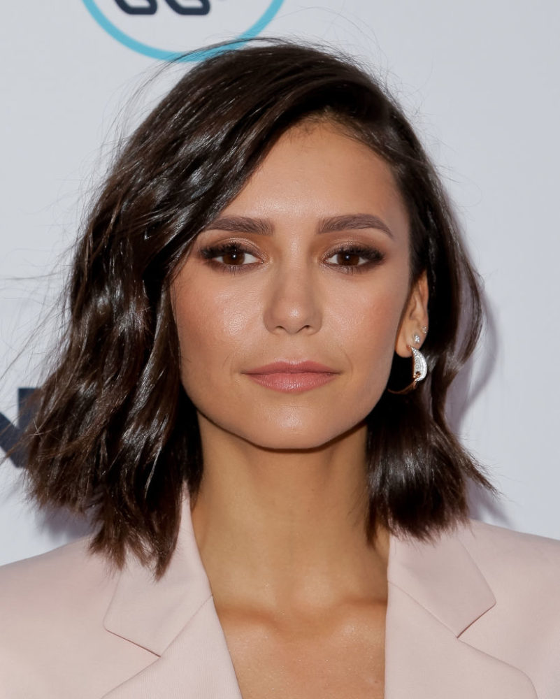 Nina Dobrev hitchhiked to Julianne Hough's wedding — and we have photographic evidence