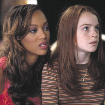 """Tyra Banks wants Lindsay Lohan to have a BIG role in """"Life-Size 2,"""" and we wouldn't have it any other way"""