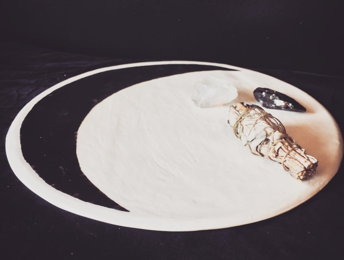 These magick-inspired ceramics will have you reaching for your sage and crystals
