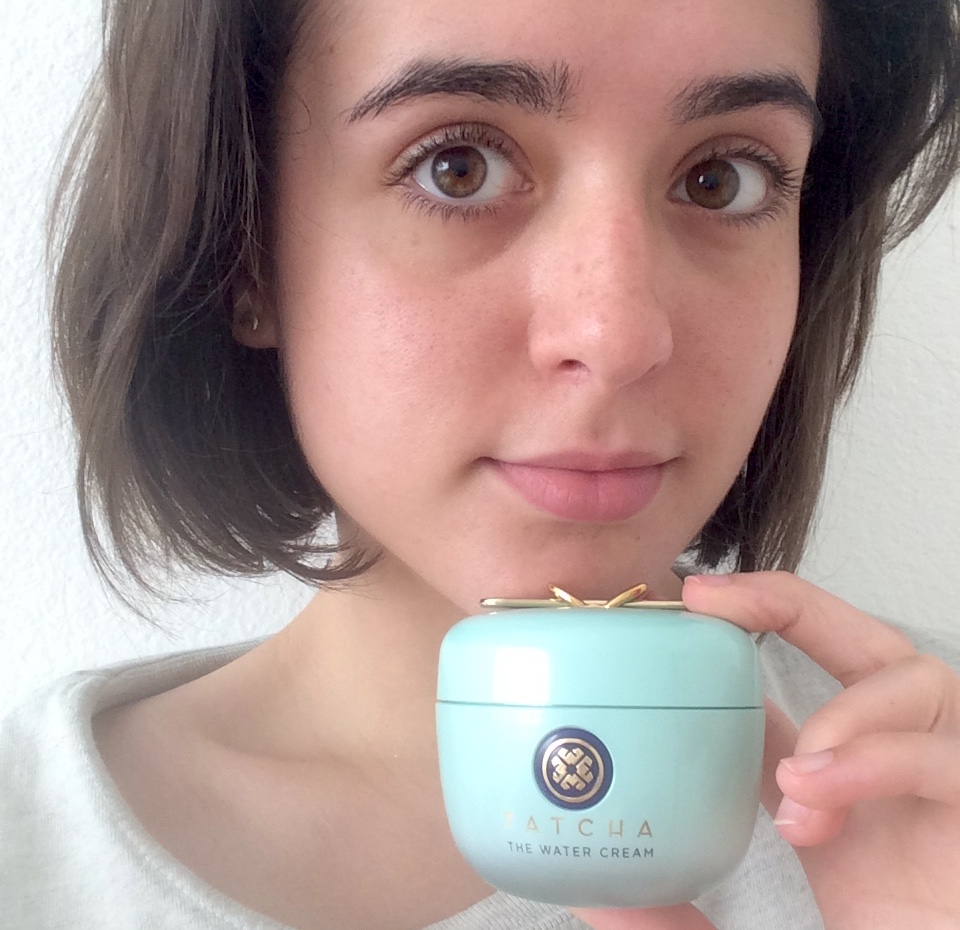 "A review of baby's first moisturizer, Tatcha's ""The Water Cream"""