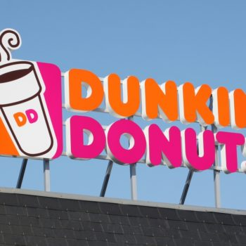 Dunkin' Donuts is trying out a new name and people are probably going to freak out