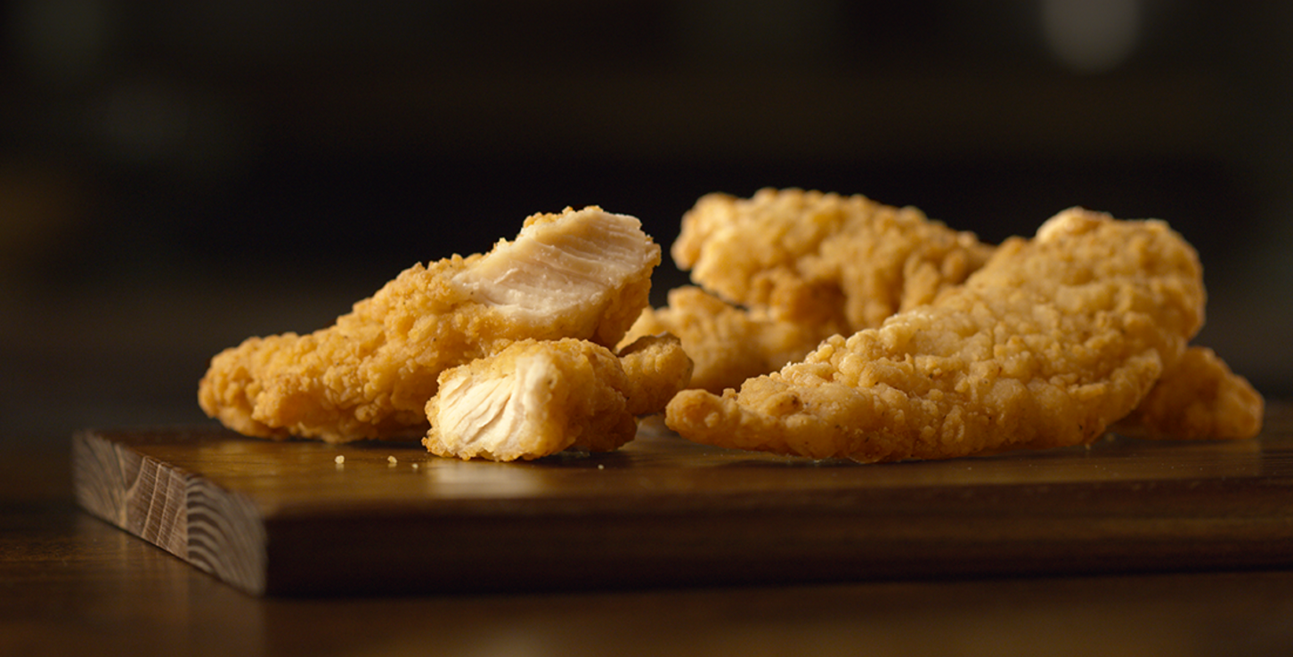 McDonald's is trying to make chicken fingers happen -- again