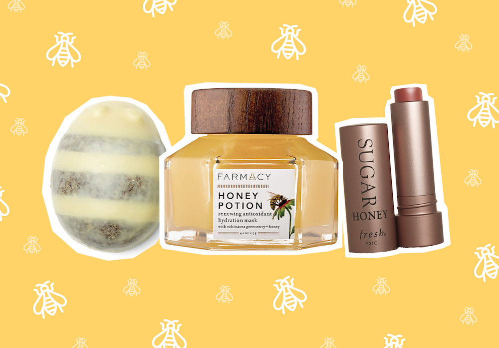 In celebration of National Honey Month, here are 15 buzz-worthy beauty products to shop