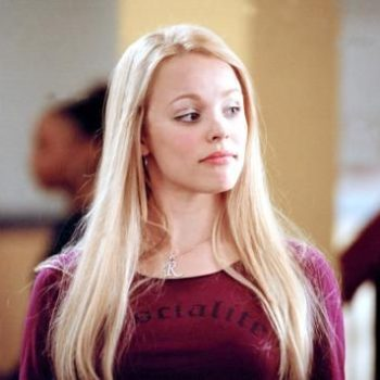 Twitter discovered a Regina George lookalike, and the resemblance is so fetch