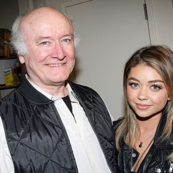 "Sarah Hyland's dad will be in the first Broadway cast of ""Harry Potter and the Cursed Child"""